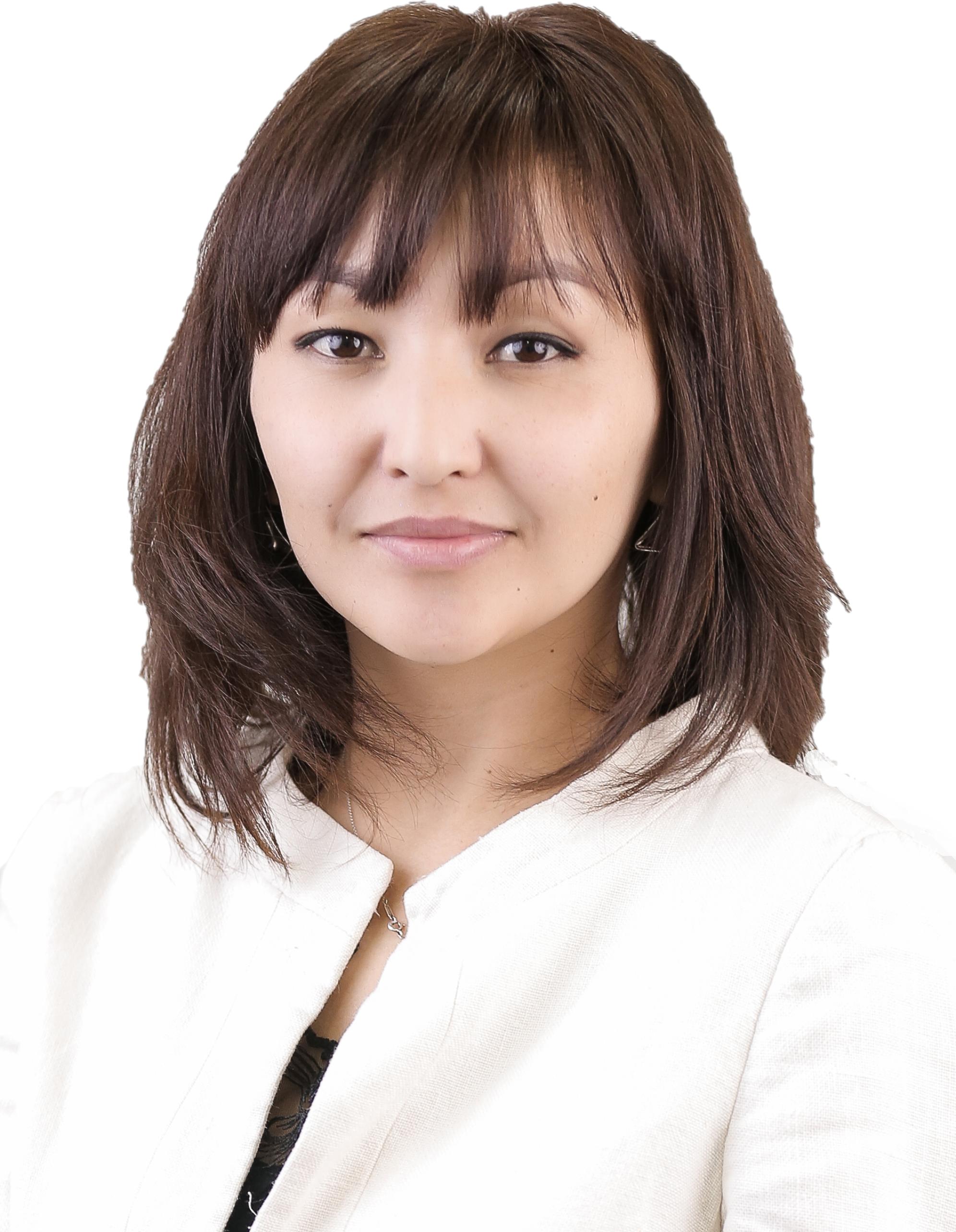 Tina Oskombaeva