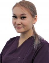 Aidina Egemkulova