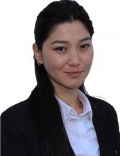 Gulsun Seiitbekova